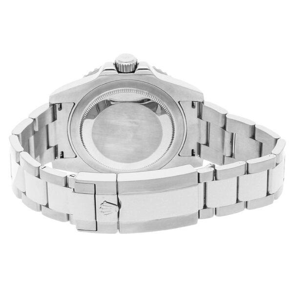 Rolex GMT-Master II 116710LN 904L Oystersteel Edelstahl Schwarzes Zifferblatt 40MM